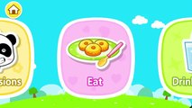 BabyBus Little Panda - Learning with Baby Pandas Daily Life | Kids Games to Play Android / IOS