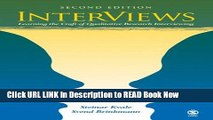 [Popular Books] InterViews: Learning the Craft of Qualitative Research Interviewing Full Online