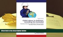 FREE [PDF]  Child Labour in Pakistan: Including the Excluded: Subsidized Education and Subsidy: