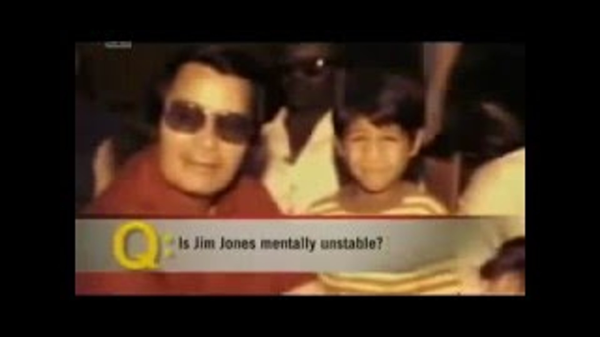 Jim Jones Jonestown Massacre Final Report : Serial Killer Documentary
