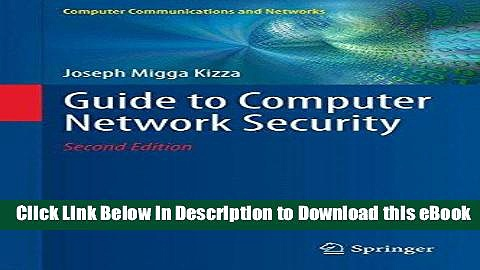 [Read Book] Guide to Computer Network Security (Computer Communications and Networks) Mobi