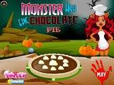 Monster High Epic Chocolate Pie - Girls Games Movie