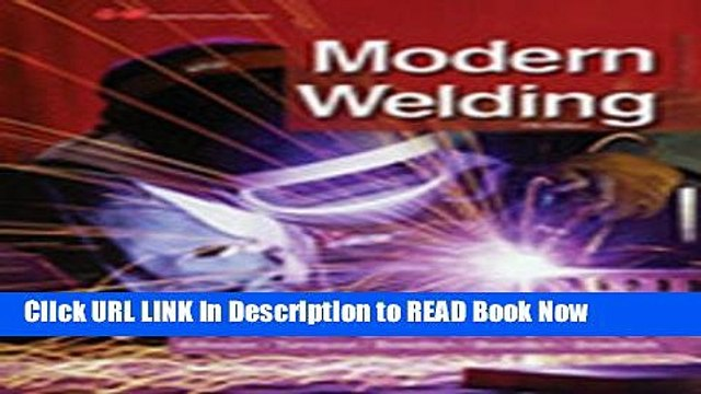Download eBook Modern Welding Free Online