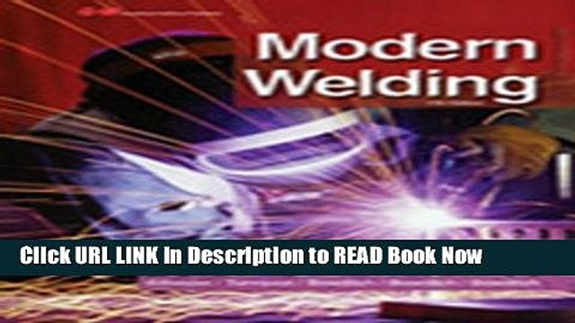 Get the Book Modern Welding Kindle Download