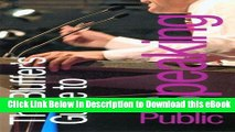 [Read Book] The Bluffer s Guide to Public Speaking: Bluff Your Way in Public Speaking (Bluffer s