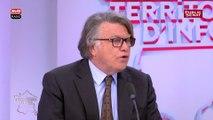 Gilbert Collard : « Les banlieues sont devenues des réserves de guerre civile »