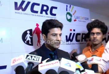 Rajeev Khandelwal Talks About Girl's Education _ Pride of India Awards Fashion Show