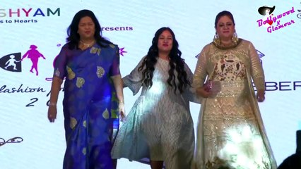 Anupam Kher, Rajeev Khandelwal, Mughda Godse & Others Walk For 'Fashion For A Cause'