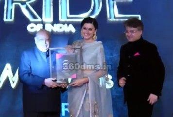 Pride of India Awards Fashion Show With Bollywood Celebs _ Anupam Kher, Shriya Saran, Taapsee Pannu