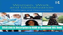 PDF [FREE] DOWNLOAD Women, Work, and Globalization: Challenges and Opportunities Read Online