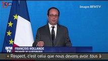 Violences en banlieue : François Hollande hausse le ton