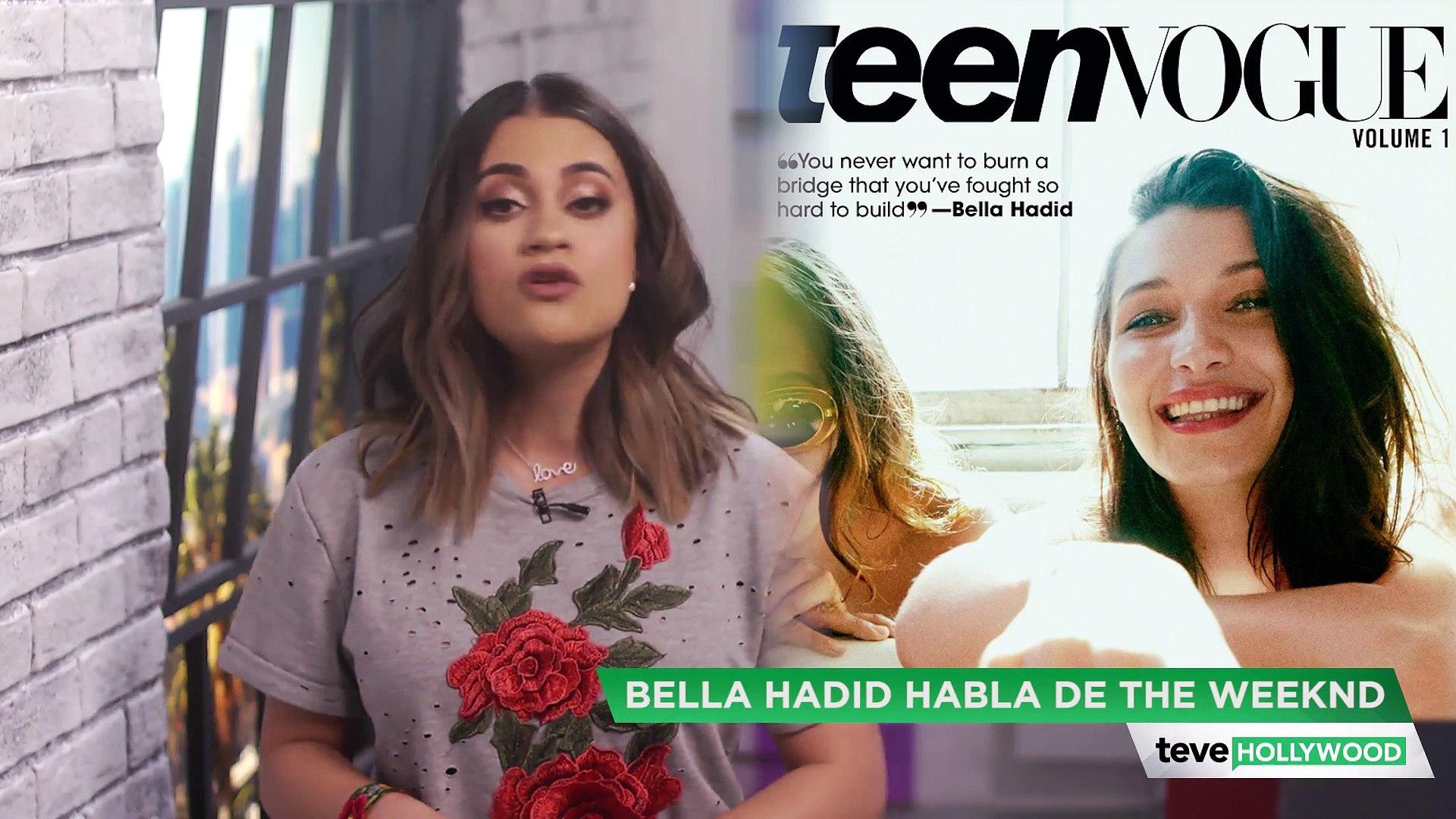 Bella Hadid Rompe Su Silencio Sobre The Weeknd