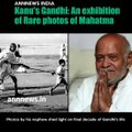 Kanu's Gandhi: An exhibition of Rare photos of Mahatma #AnnNewsIndia