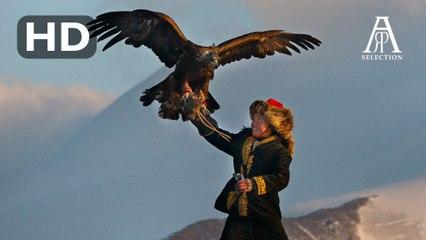 La jeune fille et son aigle - Bande-annonce officielle VF