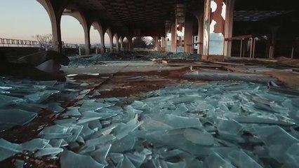 Abandoned Concrete Megastructures