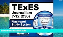 Audiobook  TExES Journalism 7-12 (256) Flashcard Study System: TExES Test Practice Questions