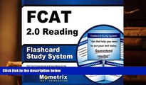 Audiobook  FCAT 2.0 Reading Flashcard Study System: FCAT Test Practice Questions   Exam Review for