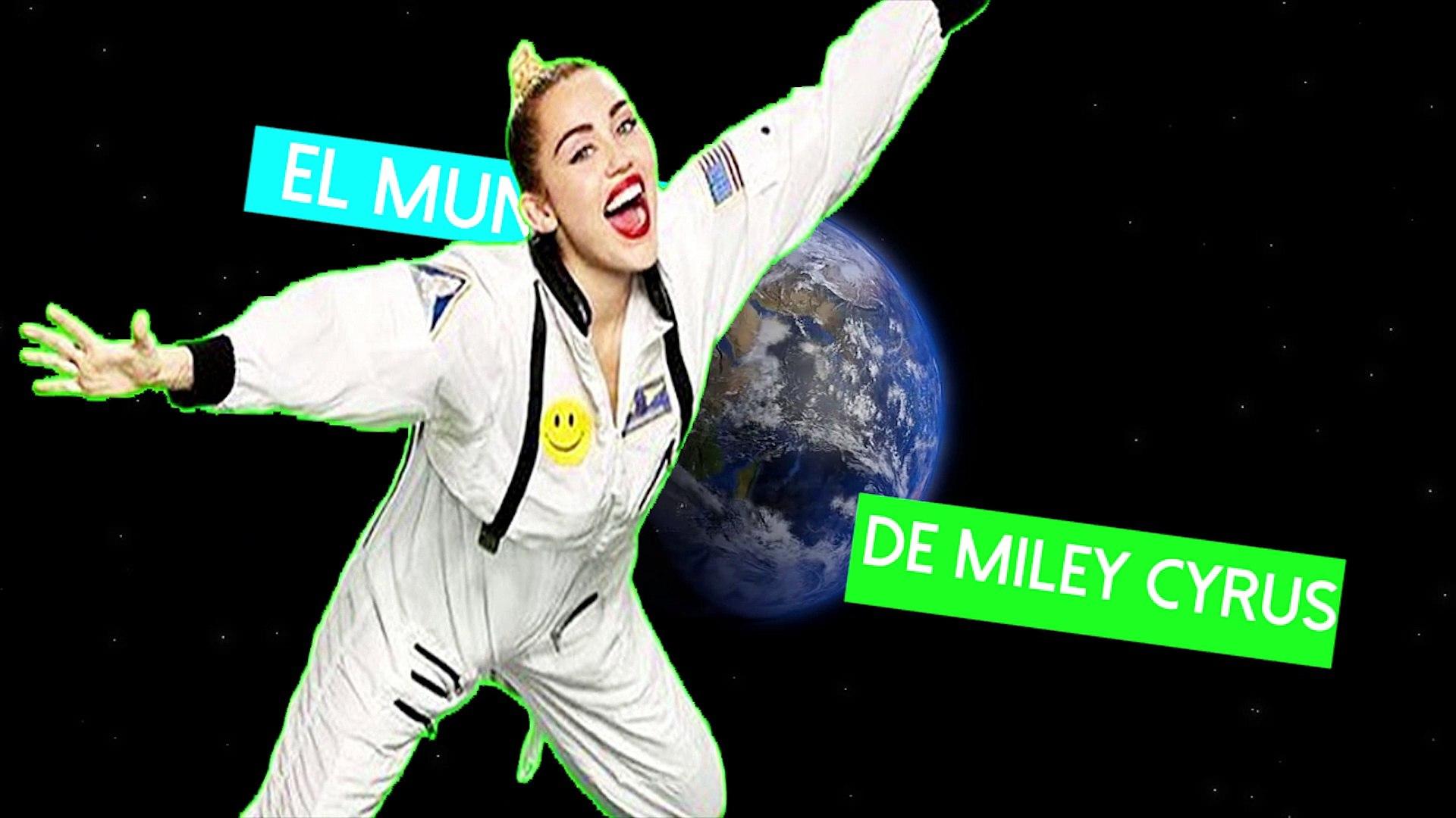 El mundo de Miley Cyrus
