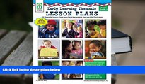 Audiobook  Early Learning Thematic Lesson Plans, Grades PK - 1: 32 Thematic Lesson Plans for A