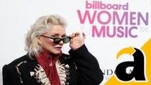 Vokalis Rock Debbie Harry jadi Ikon Fashion Elle Style Awards