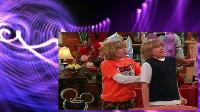 The Suite Life of Zack and Cody S03E07 Sleepover Suite