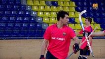 FCB Hoquei: Prèvia del partit de lliga contra el Caldes