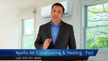 Fort Collins HVAC Companies– Apollo Air Conditioning & Heating - Fort Fantastic 5 Star Review
