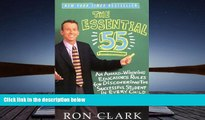 Read Online The Essential 55: An Award-Winning Educator s Rules For Discovering the Successful