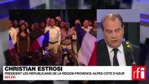 Christian Estrosi, président Les Républicains de la région PACA