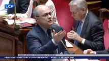 """Le ministre parle de """"tragique accident"""" dans l'affaire Théo, avant de juger le terme """"inapproprié"""""""