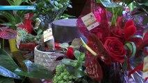 Alpes du Sud : Les commerçants fin prêts pour la Saint Valentin !