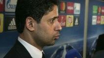 Foot - C1 - PSG : Al-Khelaïfi «Un match magnifique»
