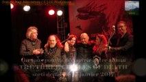 Sortie de l'album THE THREE CIRCLES OF DEATH du groupe Morrighans