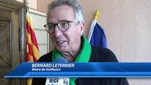 Hautes-Alpes : le maire de Guillestre fait le point sur les problèmes de tags et la fermeture de classe