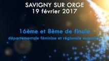 Coupe de France Handball 2017 - Savigny sur Orge