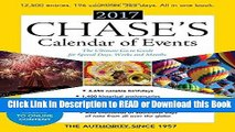 BEST PDF Chase s Calendar of Events 2017: The Ultimate Go-To Guide for Special Days, Weeks and
