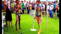 Body Painting Festival in Korea Amazing Body Paint