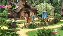 Simba - Masha y El Oso / Masza i Niedźwiedź - Casa Masha y Casa El Oso - TV Toys