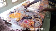 Machines to Print on Marble - Manufacturing marble gemstone
