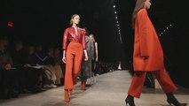 Los diseños de Narciso Rodríguez cautivan a más de uno en la Semana de la Moda en NY