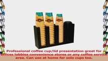 Coffee Cup and Lid Organizer Presentation Will Hold 24 oz 20 oz 16 oz and 12 oz Cups a4d99acd