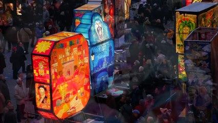Basler Fasnacht - Basel Carnival