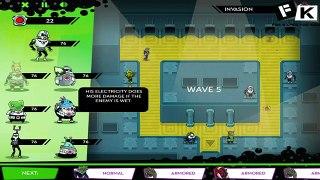 Ben 10 Omniverse Code Red 4 Ben 10 Games