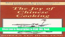 Read Book The Joy of Chinese Cooking (Hippocrene International Cookbook Classics) Full eBook