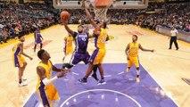 GAME RECAP: Kings 97, Lakers 96