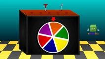 Aprender los Colores con la Tabla de Color, Enseñar los Colores, Bebé niños Niños Videos de Aprendizaje por Loco