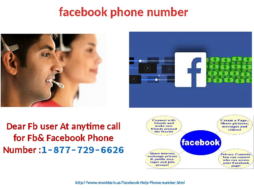Facebook Phone Number Remains Toll-Free 1-877-729-6626