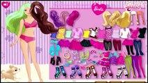 Barbie Games - Barbie On Roller Skates Game - Barbie Makeover Games - Barbie Dress Up Games