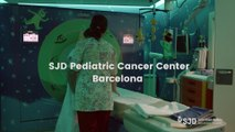 Así será el SJD Pediatric Cancer Center