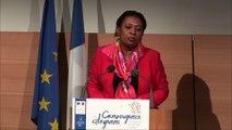 Hélène Geoffroy, discours de clôture - Journée Convergence citoyenne